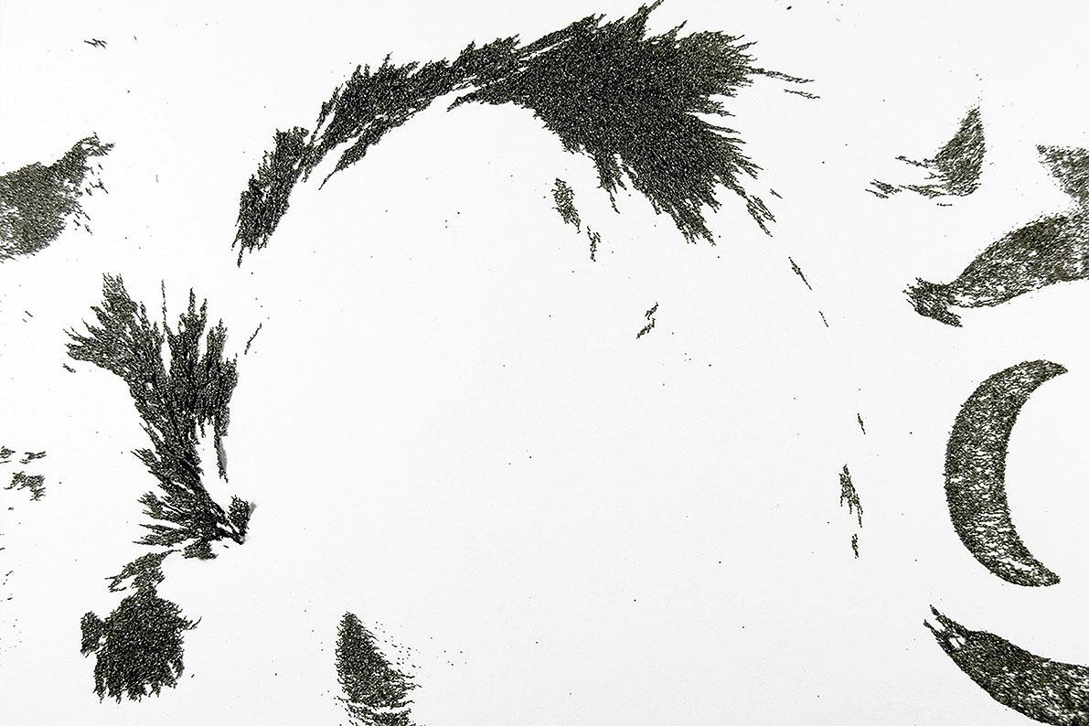 Dust II, detail