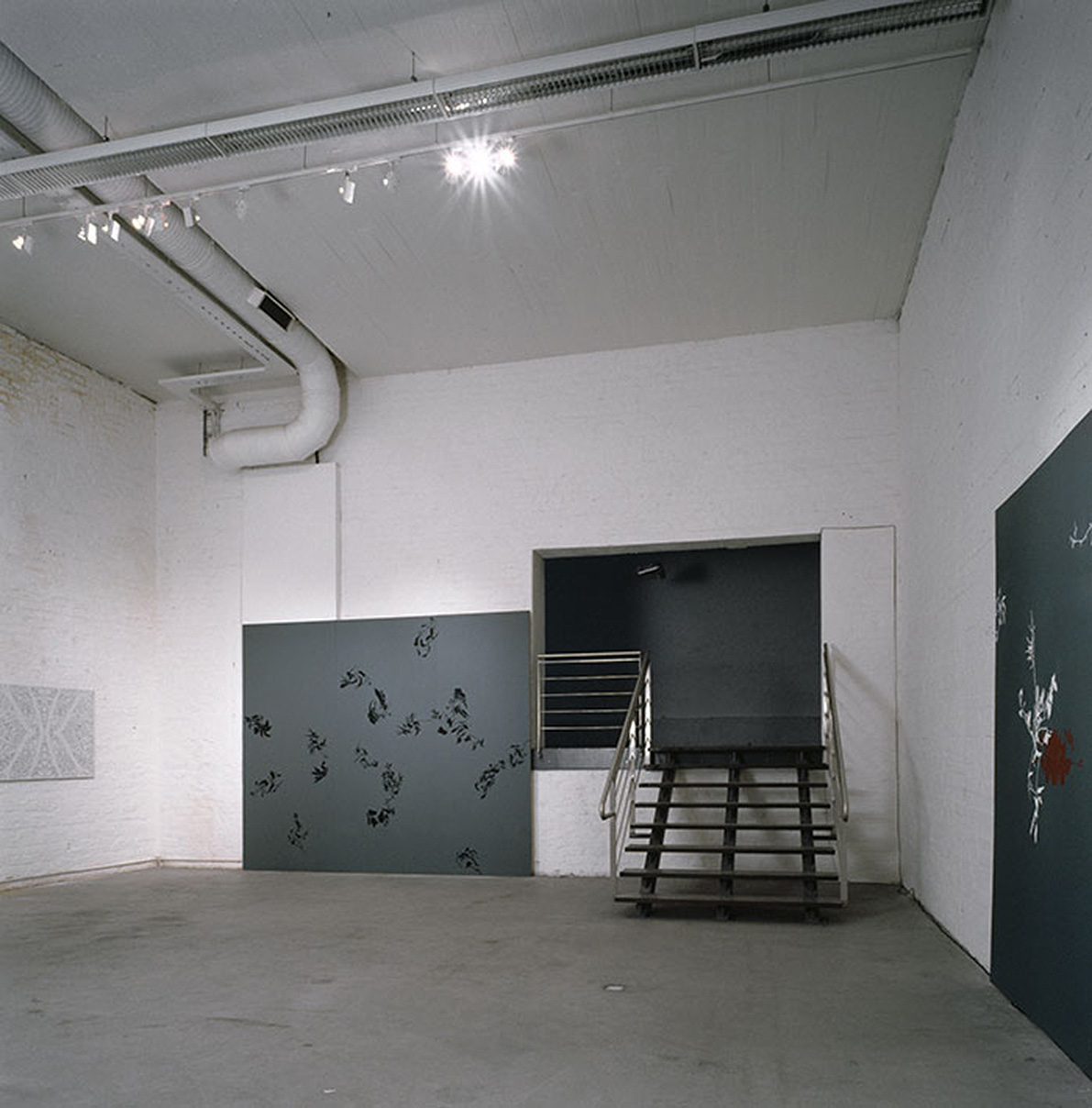 installation view from the exhibition The Last Branch