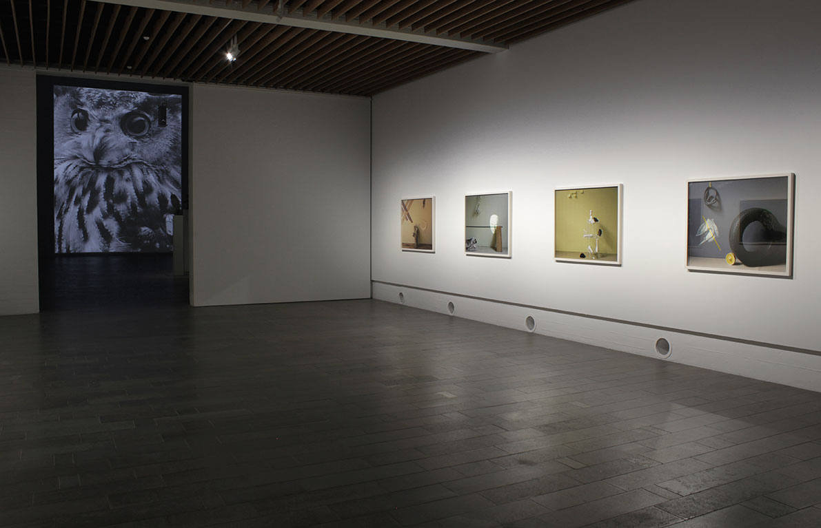 Series of photographs, Wäinö Aaltonen Museum, Finland, 2016