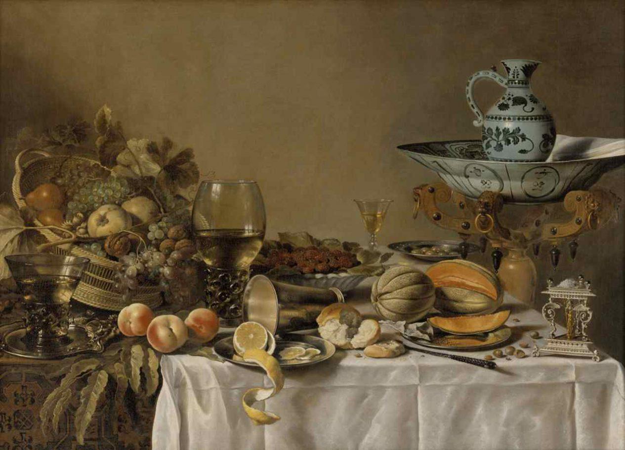 Pieter Claesz, Nature Morte, 1640